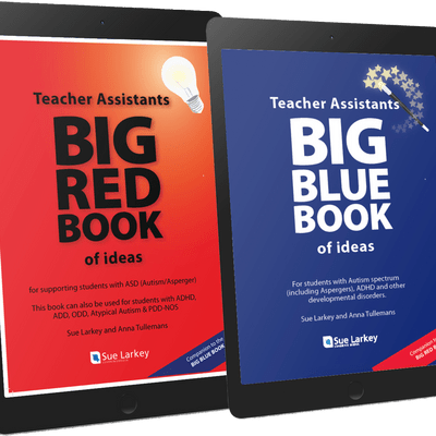 100s of Teacher Assistant Strategies and Ideas
